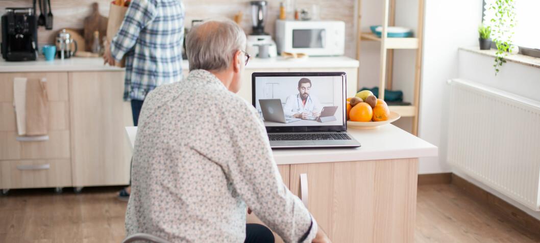 Pasienter og behandlere fornøyd med videokonsultasjon
