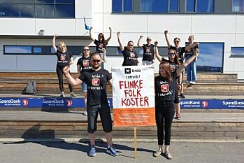 Streikebrev fra Alta, Bodø og Trondheim
