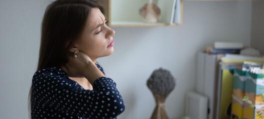 Tid for å tenke nytt om fysioterapi til pasienter med fibromyalgi