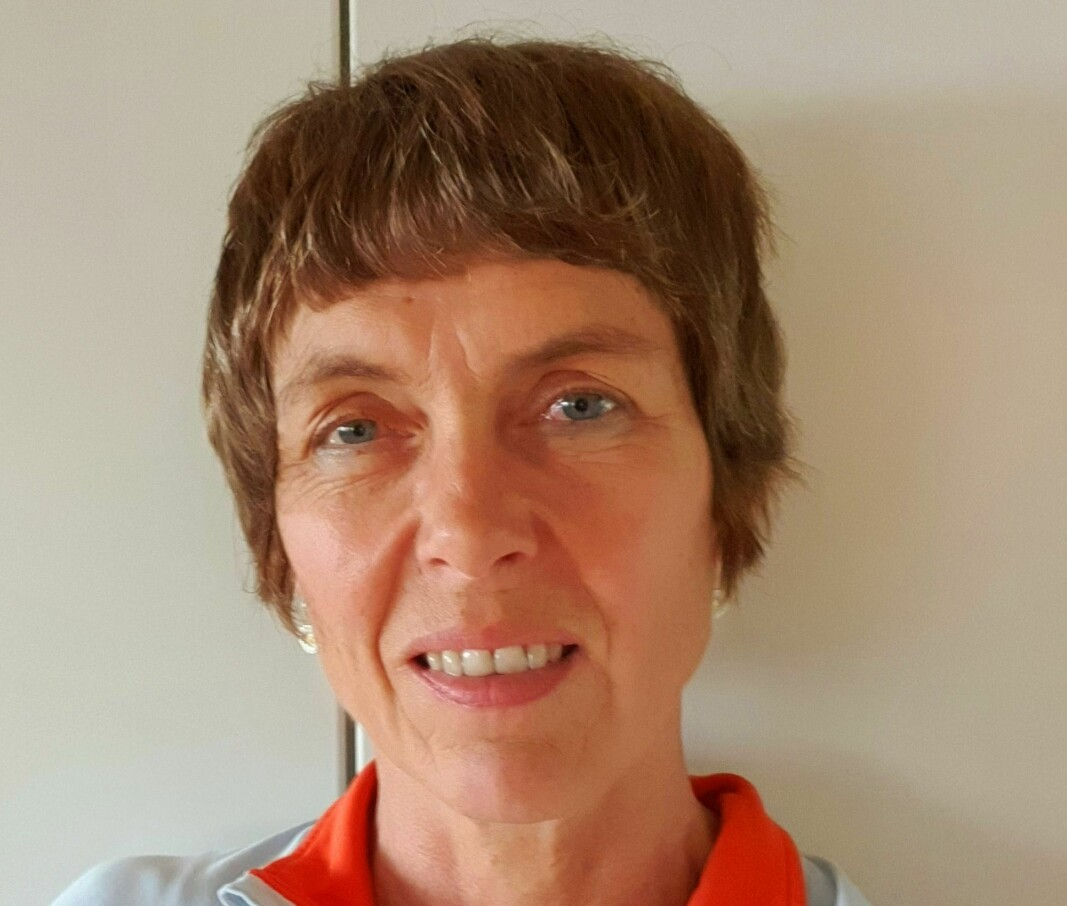 Anne Sofie Loftshus.