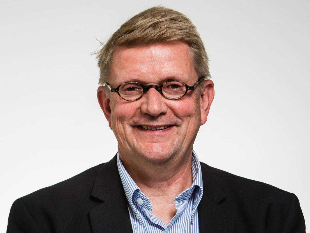 Generalsekretær Geir Riise.
