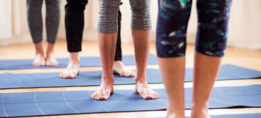 Bevegelseskvalitet ved hofteartrose. Evaluering og behandling etter prinsippene i Basal kroppskjennskap