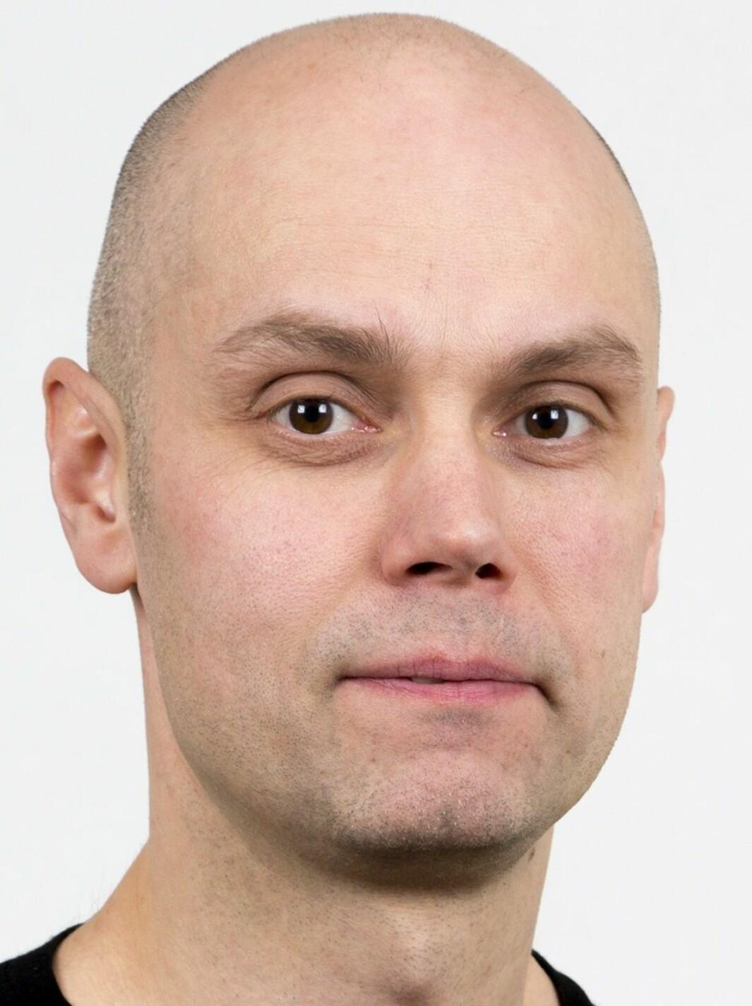 Tor Ivar Gjellesvik.