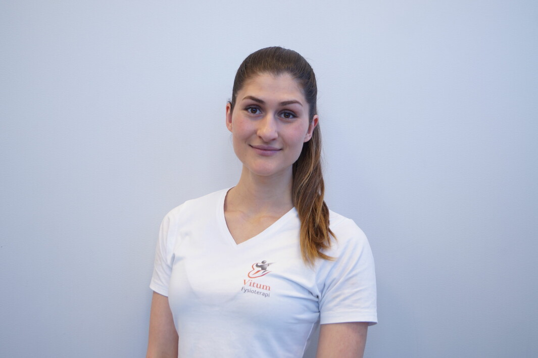 Sonia Ibrahim Nilsen.
