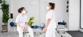 Ny pulsmåling: 36 prosent av fysioterapeutene har flere enn én jobb