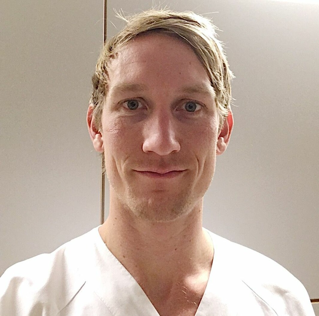 Patrick Bjørge.