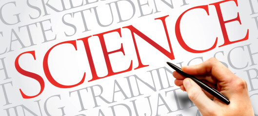 Ja til større variasjon innen bachelorskriving. Ja til forskningsdeltakelse som student!