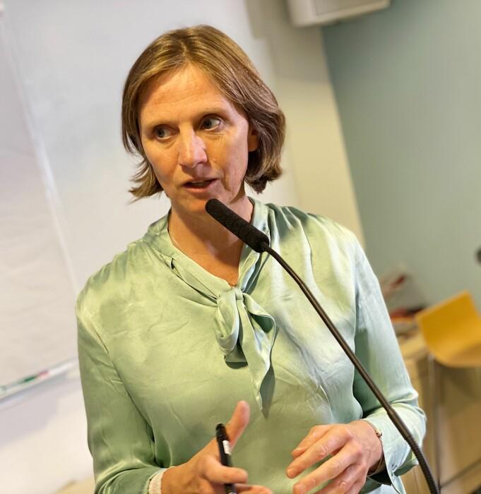 - Vi må benytte takstsystemet for å premiere tjenester som trengs, sa Kjersti Toppe.