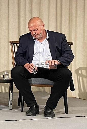Bjarne Håkon Hanssen.