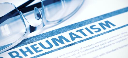 Fysioterapi ved revmatiske betennelsessykdommer – på veg til en kunnskapsplattform for klinisk praksis