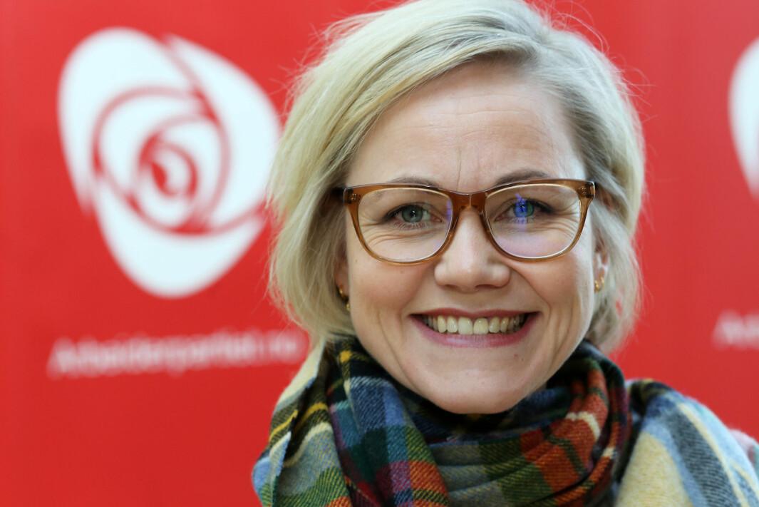 Ingvild KJerkol er helsepolitisk talsperson for Arbeiderpartiet og sitter i Helse- og omsorgskomiteen på Stortinget.