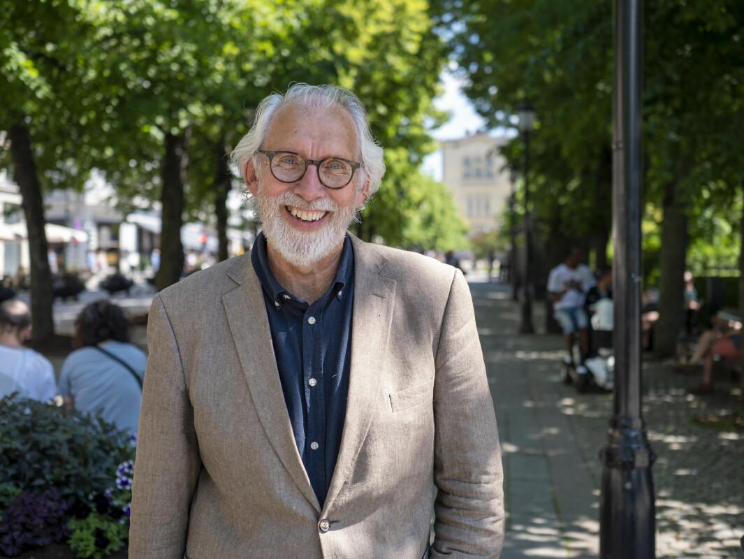 Carl-Erik Grimstad er helsepolitisk talsperson i Venstre.