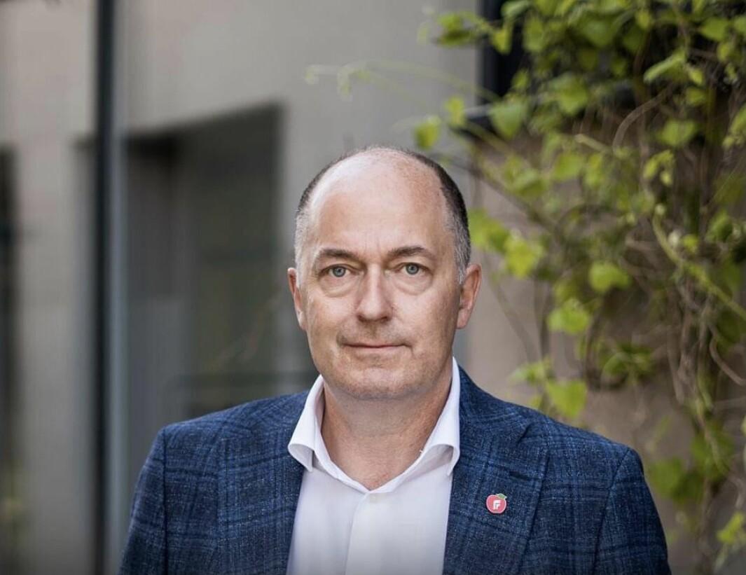 Morten Stordalen er helsepolitisk talsperson i Frp.