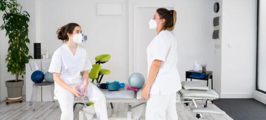 Se hva som skal til før fysioterapeuter endrer praksis