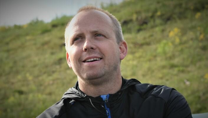 Generalsekretær Stian Rugsveen Engen.