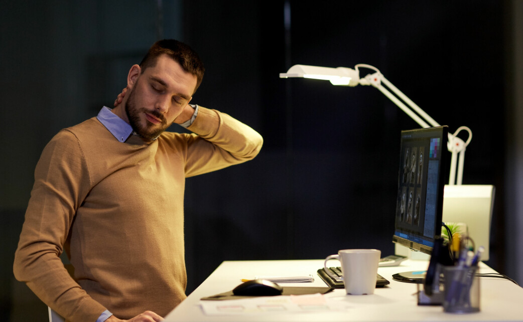 Kan trening på arbeidsplassen forebygge nakkesmerter blant kontorarbeidere?