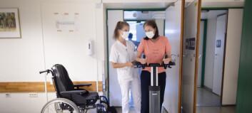 - Helsedirektoratet har glemt fysioterapeutene